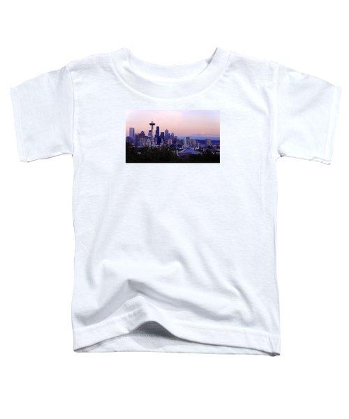 Seattle Dawning Toddler T-Shirt