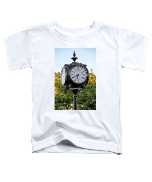 Secaucus Clock Marras Drugs Toddler T-Shirt