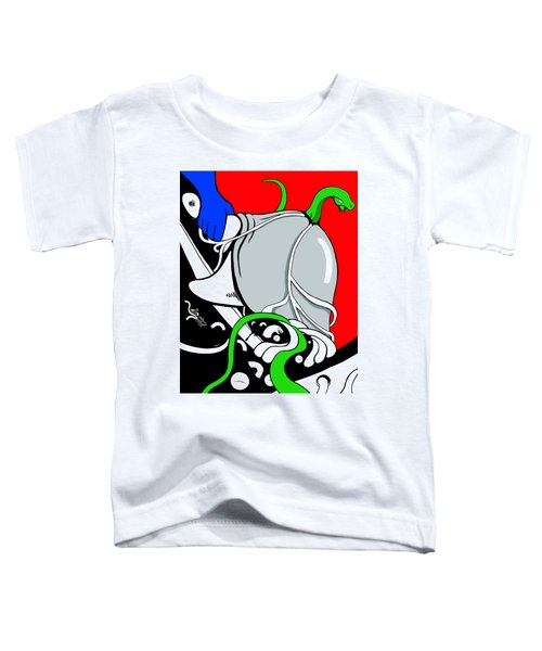 Serpent Of Time Toddler T-Shirt