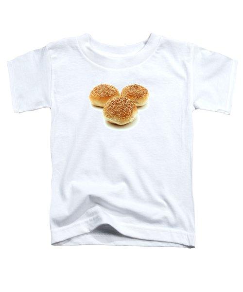 Sesame Bread Toddler T-Shirt