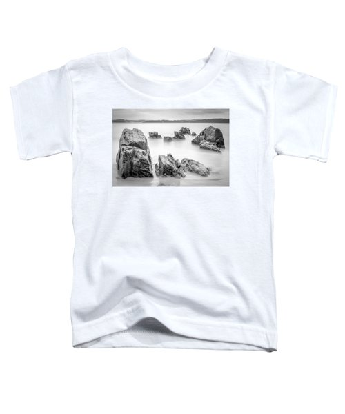 Seselle Beach Galicia Spain Toddler T-Shirt