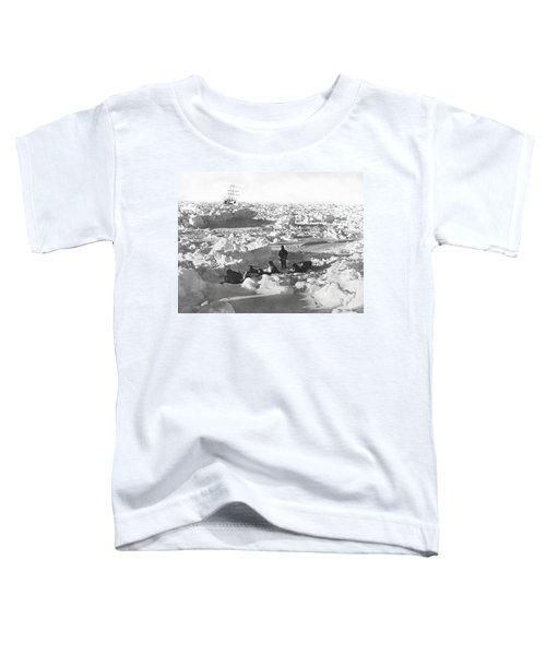 Shackleton's Antarctic Venture Toddler T-Shirt