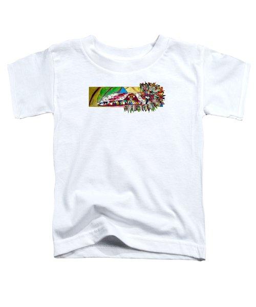 Shango Firebird Toddler T-Shirt