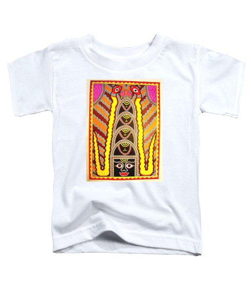 Shivling With Nags Toddler T-Shirt