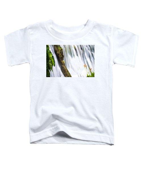 Silk Ribbons Toddler T-Shirt