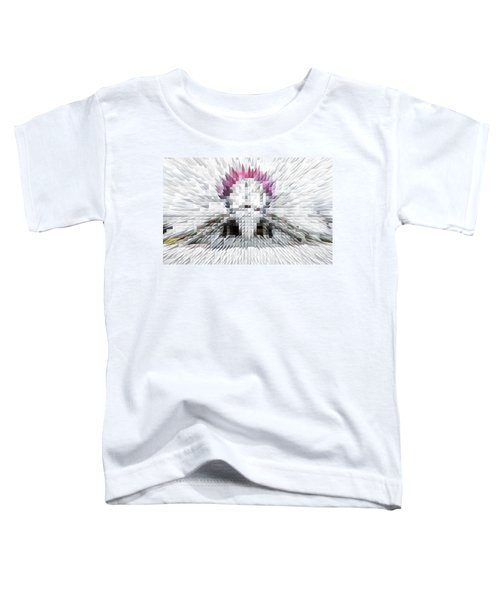 Silver Cotton Candy Toddler T-Shirt