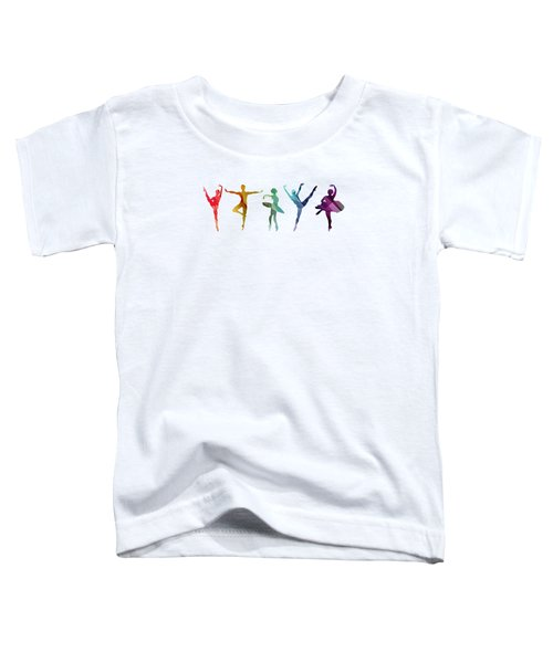 Simply Dancing 3 Toddler T-Shirt