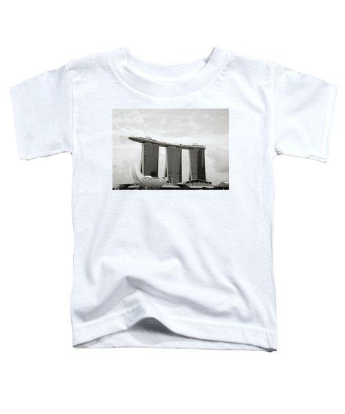 Singapore Skyline Toddler T-Shirt