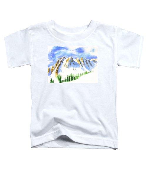 Sisters 2 Toddler T-Shirt