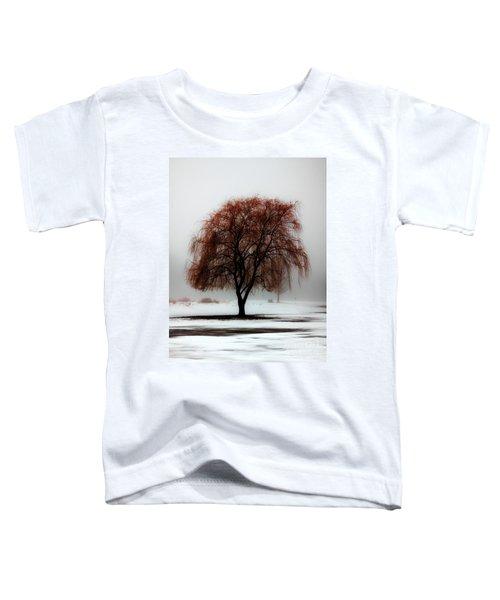 Sleeping Willow Toddler T-Shirt