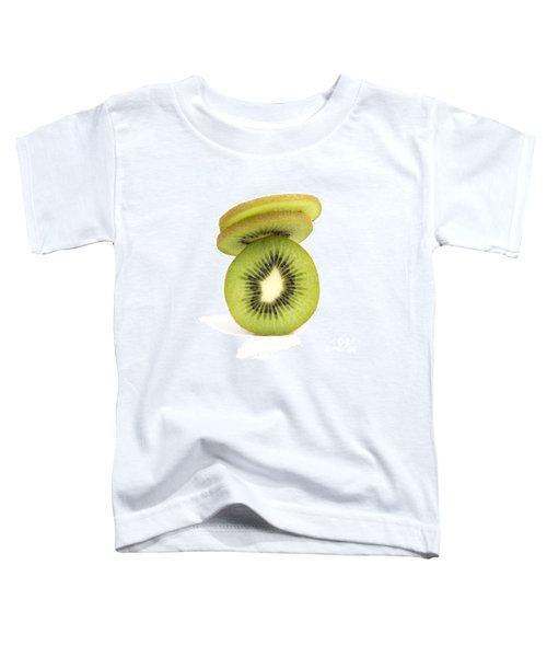 Sliced Kiwis Toddler T-Shirt