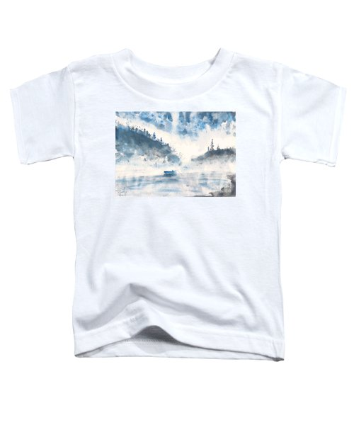 Smoke On The Water  Toddler T-Shirt