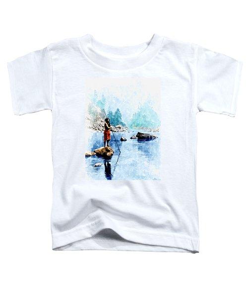 Smoky Day At The Sugar Bowl Toddler T-Shirt
