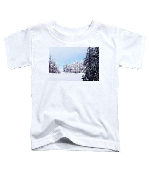 Snowbound Toddler T-Shirt