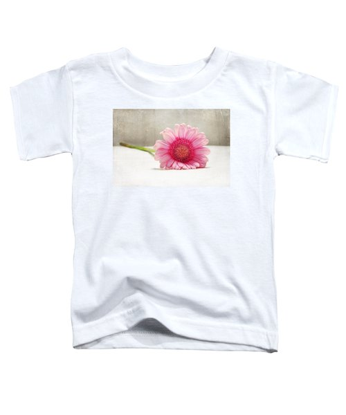 Softness In Pink Toddler T-Shirt