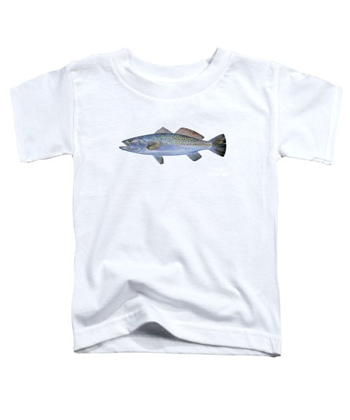 Speckled Trout Toddler T-Shirt