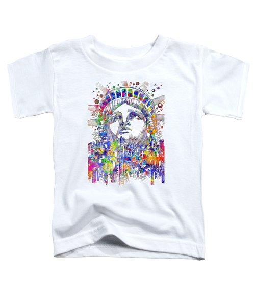 Spirit Of The City Toddler T-Shirt