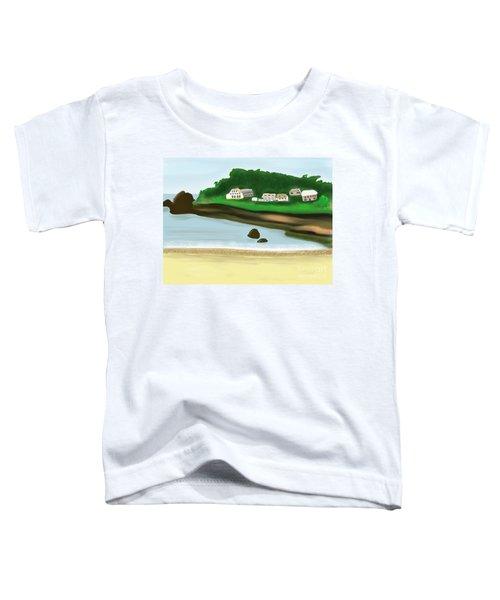 A Peaceful Life  Toddler T-Shirt
