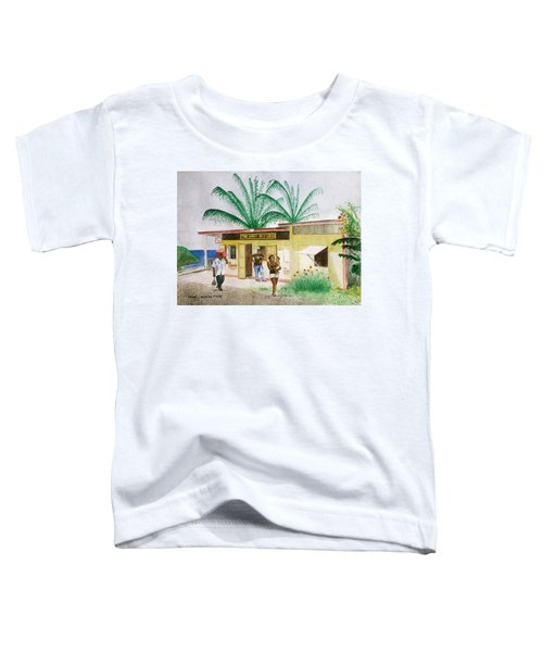 St. Lucia Store Toddler T-Shirt