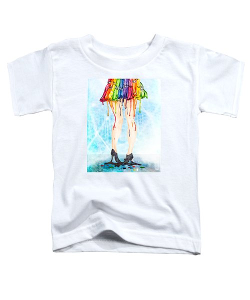 Stage Legs Toddler T-Shirt
