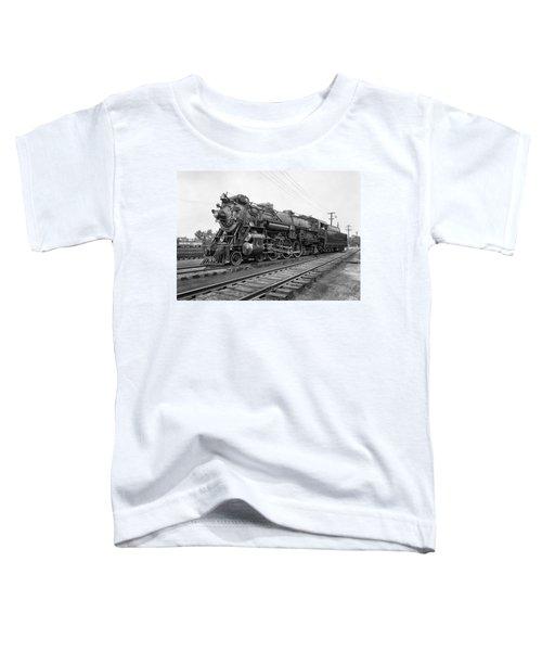 Steam Locomotive Crescent Limited C. 1927 Toddler T-Shirt