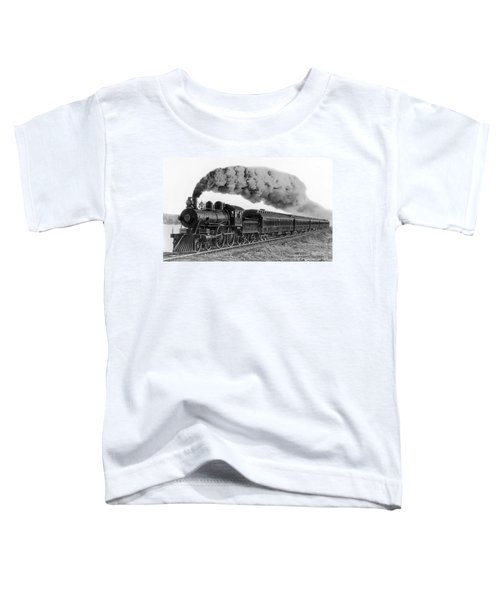 Steam Locomotive No. 999 - C. 1893 Toddler T-Shirt