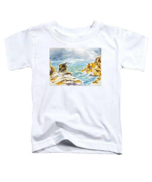 Storm Coming Toddler T-Shirt