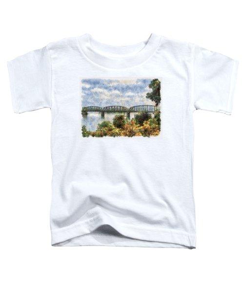 Strang Bridge Toddler T-Shirt