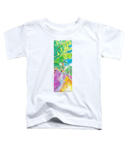 Strolling The Village Toddler T-Shirt
