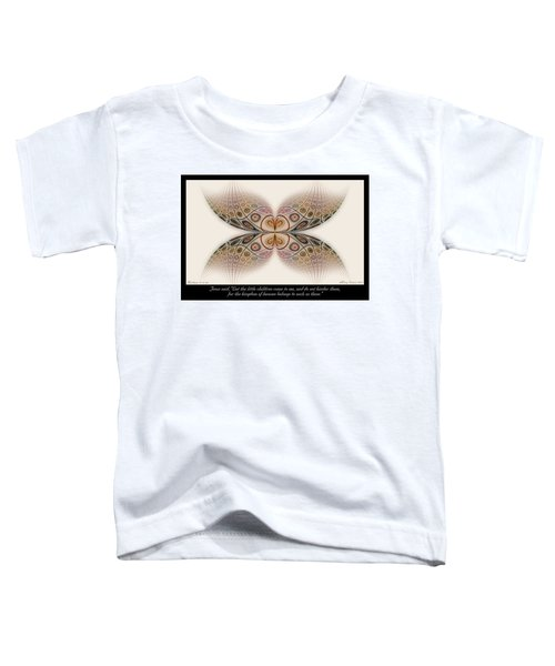 Such As These Toddler T-Shirt