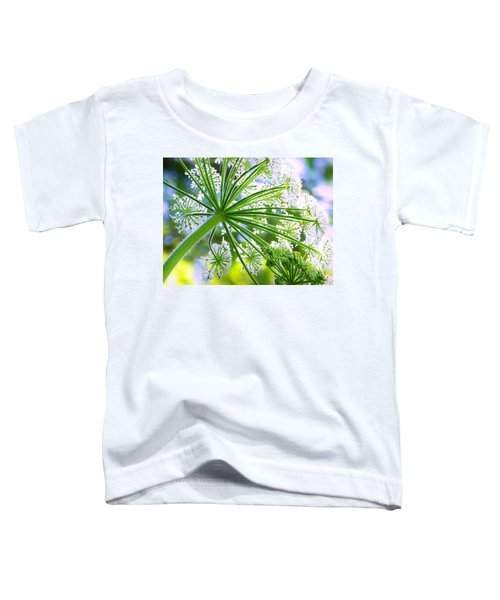 Summer Lace Toddler T-Shirt