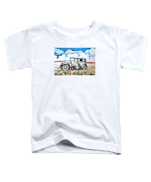 Sunday Drive Toddler T-Shirt