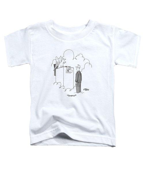Surprise! Toddler T-Shirt
