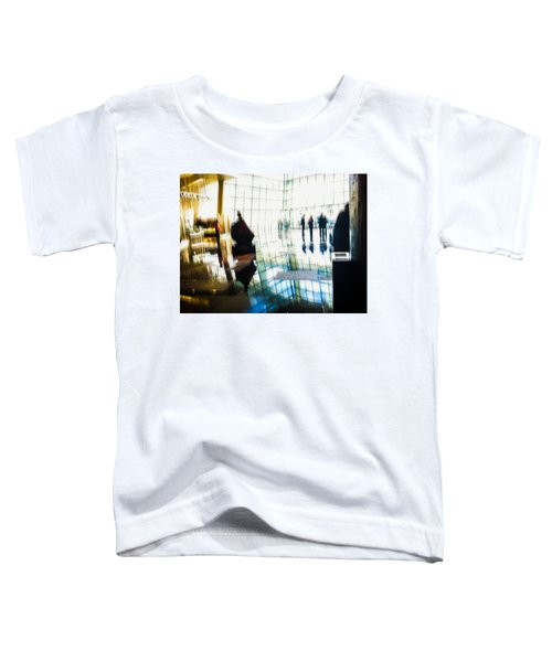 Toddler T-Shirt featuring the photograph Suspended In Light by Alex Lapidus
