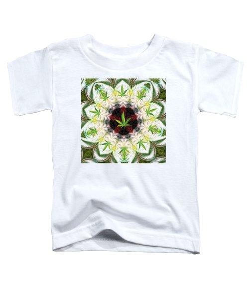 Sweetleaf Mandala Toddler T-Shirt
