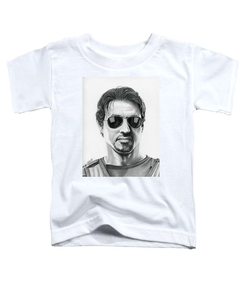 Sylvester Stallone - The Expendables Toddler T-Shirt