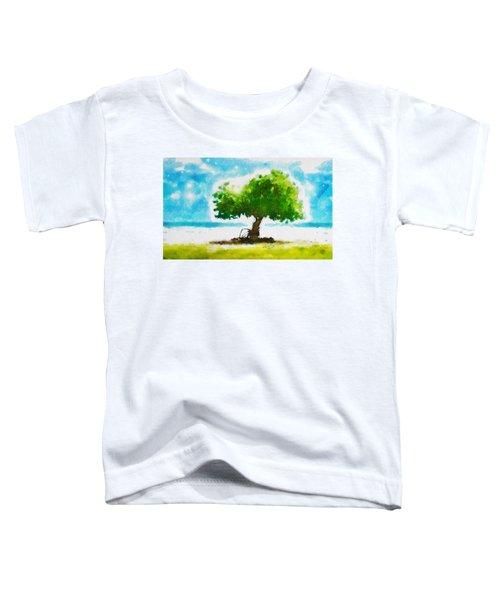 Summer Magic Toddler T-Shirt