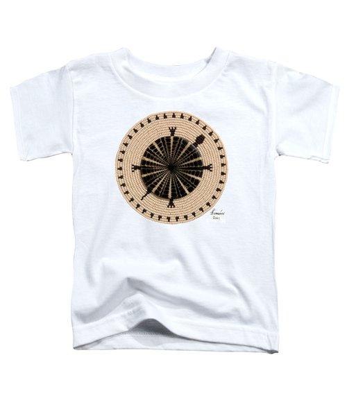 Tan Shell Toddler T-Shirt