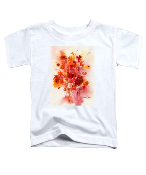 Tangerine Tango Toddler T-Shirt