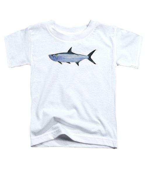 Tarpon Toddler T-Shirt