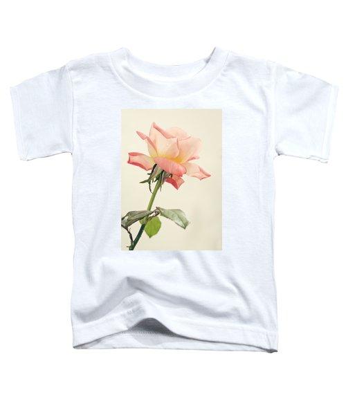 Tea Rose Toddler T-Shirt
