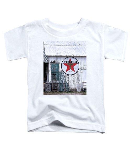 Texaco Times Past Toddler T-Shirt