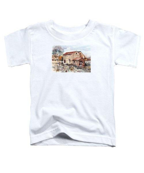 Texas Barn Toddler T-Shirt