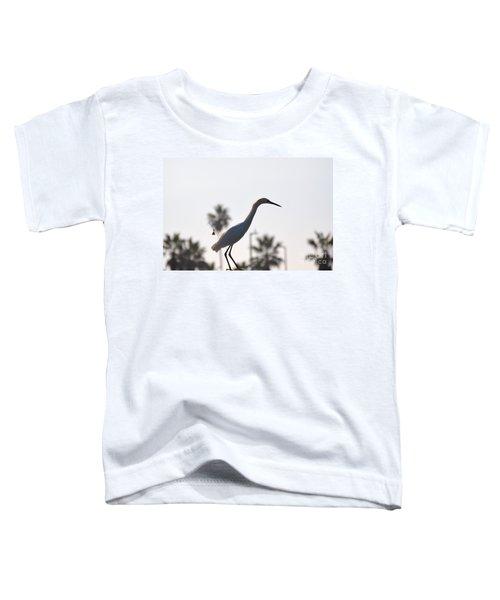 The Art Of Fishing Toddler T-Shirt