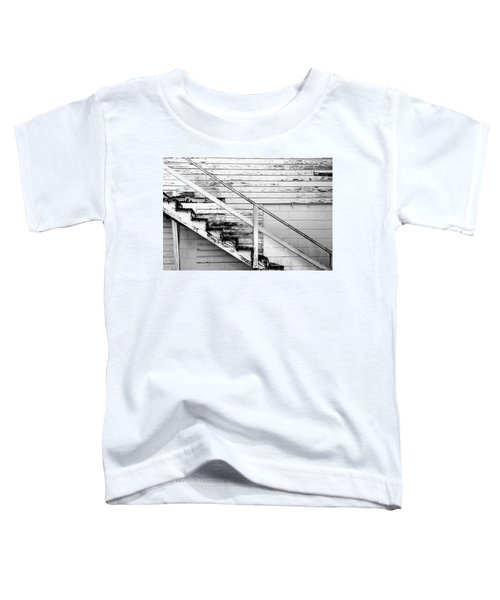 The Back Stairs Toddler T-Shirt