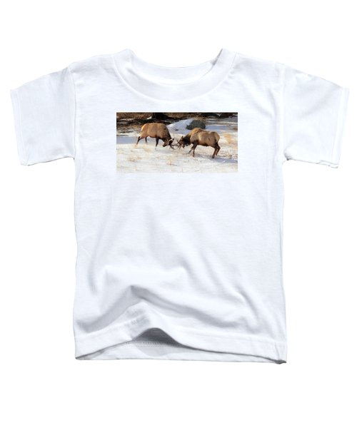 The Battle Toddler T-Shirt