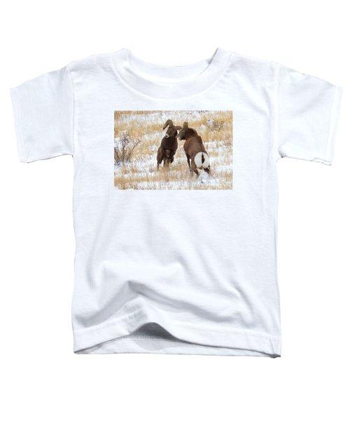 The Battle For Dominance Toddler T-Shirt