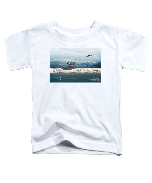 The Battle Of Britain Toddler T-Shirt