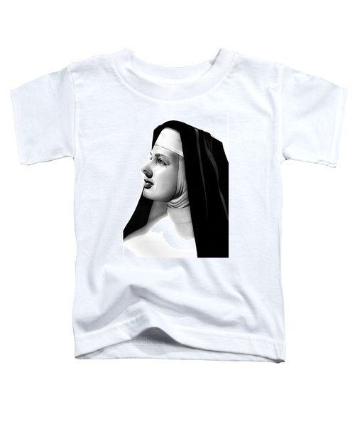 The Bell's Of St. Mary's Sister Mary Benedict Toddler T-Shirt