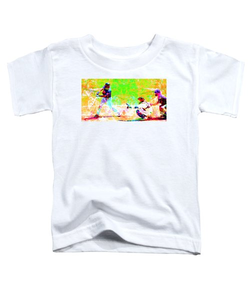 The Boys Of Summer 5d28228 Long Toddler T-Shirt